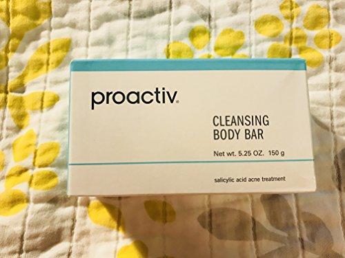 Proactive Cleansing Body Bar Acne Soap Bar – 5.25 oz 150g NIB