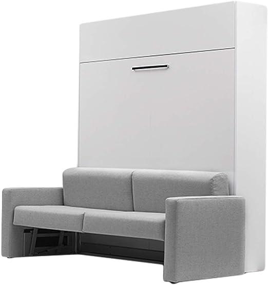 Amazon Com Urbino European King Size Murphy Bed With Sofa
