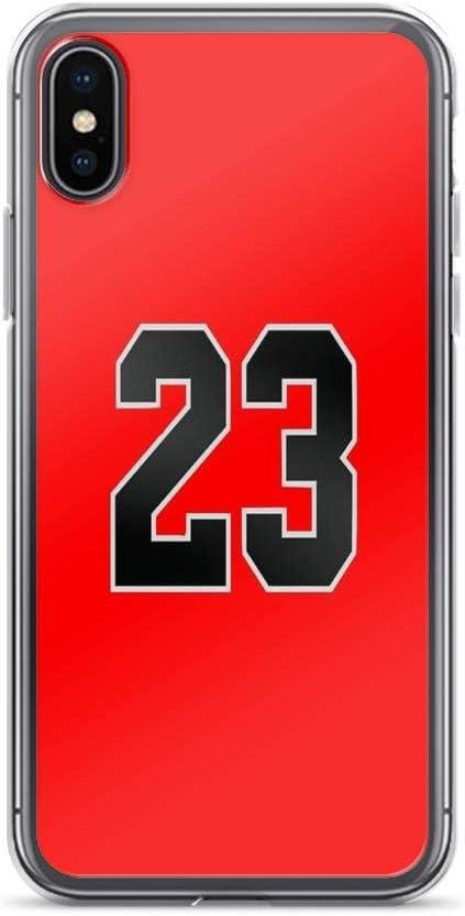 iPhone 6 Plus/iPhone 6s Plus Case Clear Anti-Scratch Jordan 23, Michael Cover Phone Cases for iPhone 6 Plus, iPhone 6s Plus