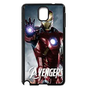 Iron Man Samsung Galaxy Note 3 Cell Phone Case Black
