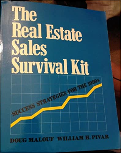 Read online Real Estate Sales Survival Kit: Success Strategies for the 1990s PDF, azw (Kindle)