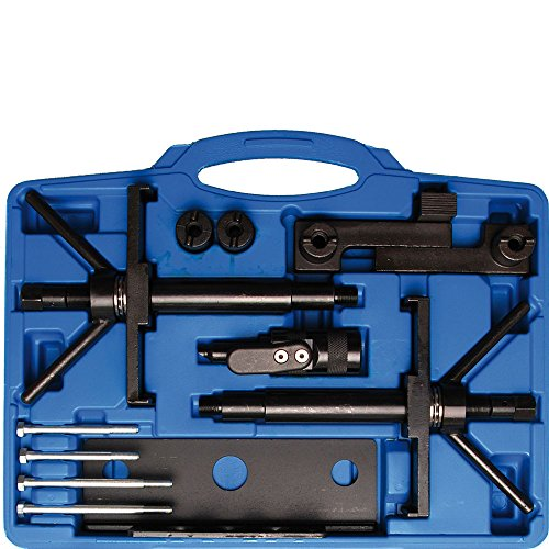 MILLION PARTS Crankshaft Camshaft Cam Engine Alignment Timing Locking Tool Set for Volvo W/Case by MILLION PARTS (Image #8)