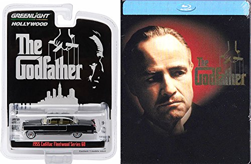 Cadillac Mafia Crime Boss Godfather Steelbook Edition + Collectible Fleetwood Car Replica Limited