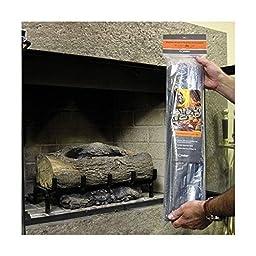 Fireplace Mesh Screen Curtain. 20\