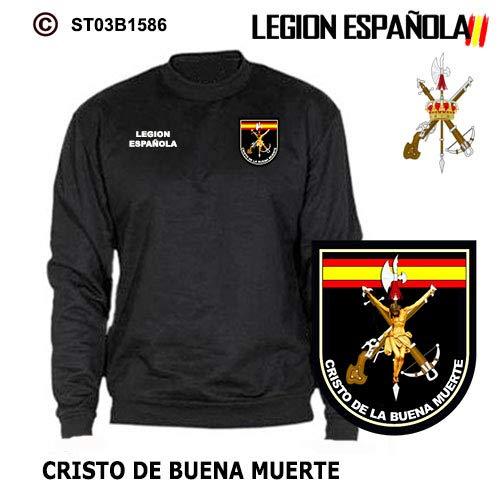 bazardelalegion Sudadera Legion Española (S)