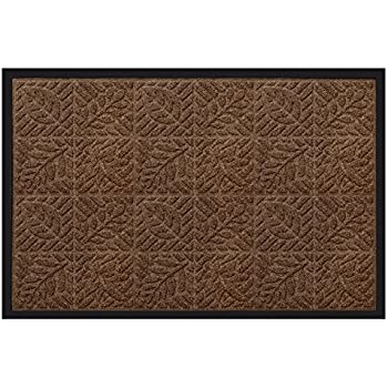 outdoor front door matsAmazoncom  Amagabeli Outside Shoe Mat Rubber Doormat for Front
