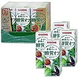 カゴメ 野菜ジュース糖質オフ 200ml×12本