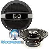 Focal R-165C 6.5 120W RMS 2-Way Auditor Series Coaxial Speakers