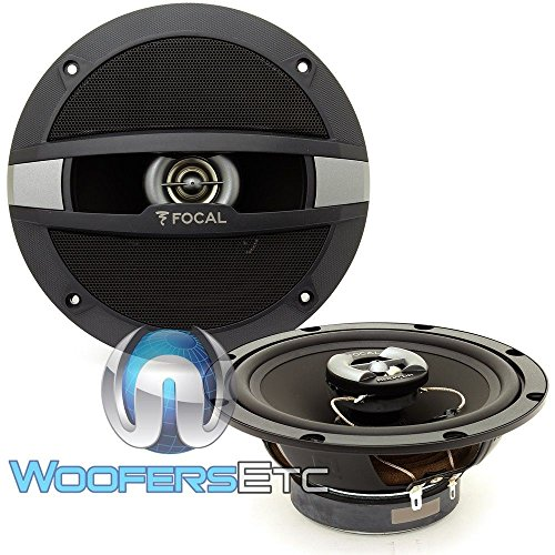 """Focal R-165C 6.5"""" 120W RMS 2-Way Auditor Series Coaxial Spea"""