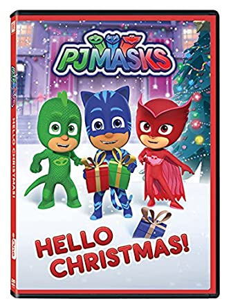 Amazon.com: Pj Masks: Hello Christmas: Movies & TV