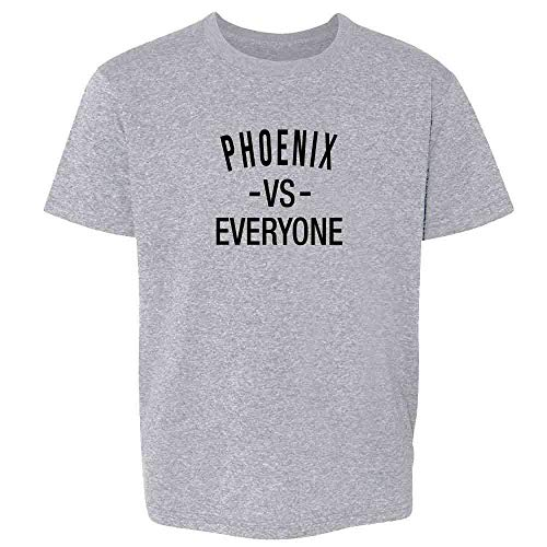 Phoenix vs Everyone Arizona Sports Fan Sport Grey 6 Toddler Kids T-Shirt