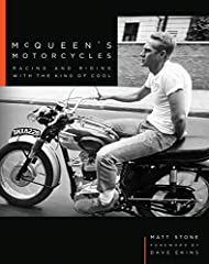 The long-departed Steve McQueen is still the coolest man on two wheels. Get an intimate look at his coolest bikes right here, right now, inMcQueen's Motorcycles.                  Even thirty years after his death, ...