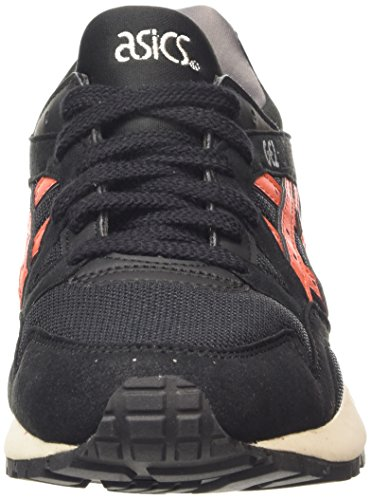 Gel 9024 Chili Trainers Black Asics Lyte V Unisex Adults' awcn1BqE