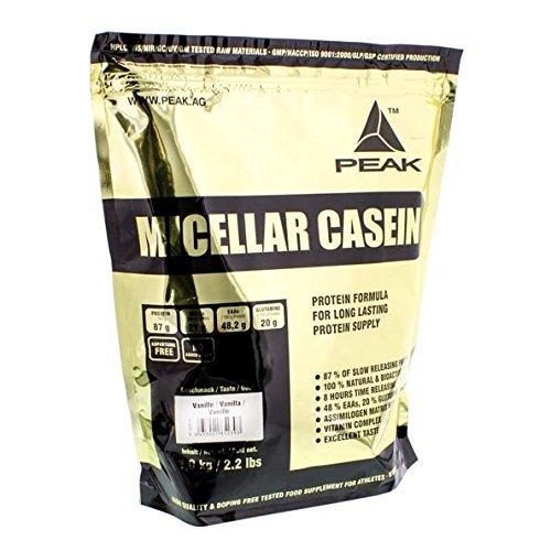 Peak Micellar Casein, Vanille, 1000 g, 26177