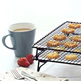 Kingrol 2-Piece Cooling Rack with Collapsible