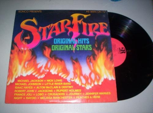 Price comparison product image Star Fire - Original Hits - Original Songs - As Seen on Tv - Ronco Presents (70's)