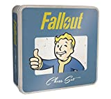 Fallout Chess Set | Customized Collectable Pieces Figures Set 32 Custom Sculpt Fallout 4 Video Game Character