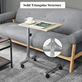 Over Bed Table C Sofa Side Medical Table with