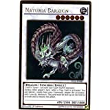 Naturia Barkion PGL2-EN087 Gold Rare X 3 1st Mint YUGIOH English