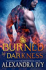 Burned by Darkness (Dragons of Eternity Book 1)