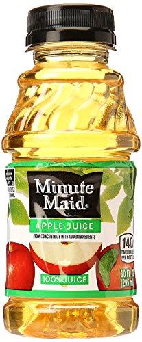 Minute Maid Apple Juice To-Go - 10 oz - 6 ct