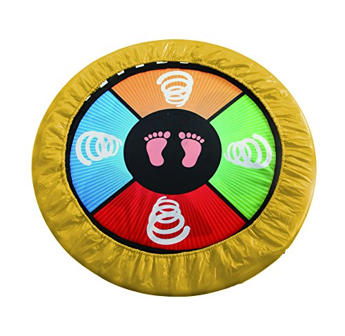 Playmats–Mini Dancing, Springboard Musical Multicoloured