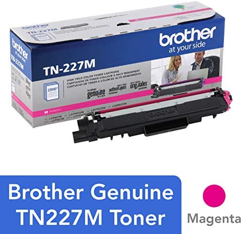 Brother Genuine Cartridge Replacement Replenishment