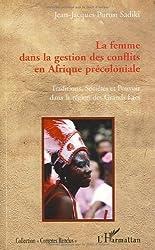La femme dans la gestion des conflits en Afrique précoloniale