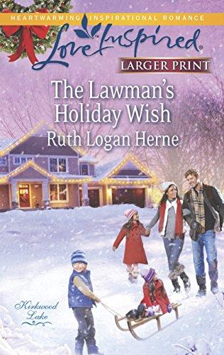 The Lawman's Holiday Wish (Kirkwood Lake) (Single Images Logan Logan)