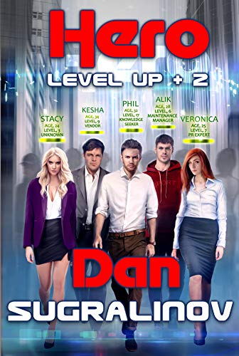 Hero (Level Up Book #2) LitRPG Series ()