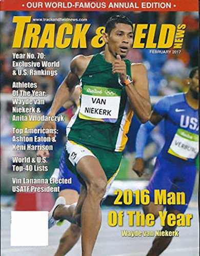 Best Price for Track & Field News Magazine Subscription