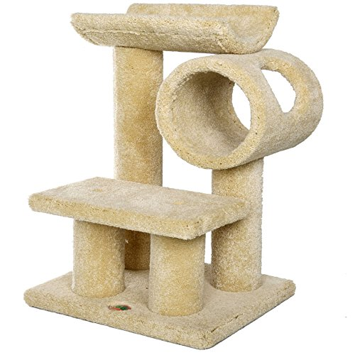 Go Pet Club LP-839 Premium Carpeted Cat Tree (Carpeted Cat)