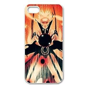 Anime Naruto iPhone 5,5S Hard Plastic Phone Case