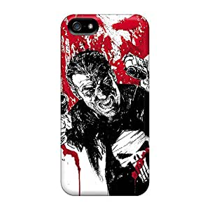 Fashionable LeNwU12124esUMy Iphone 5/5s Case Cover For Punisher I4 Protective Case