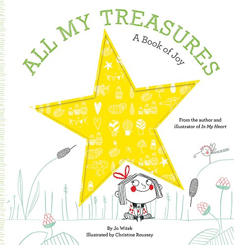 Book Cover: All My Treasures A Book of Joy