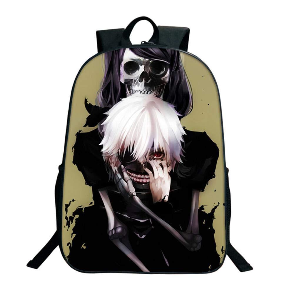 Tokyo Ghoul Anime School Zaino per per per Scuola Casual per Bambini Daypack Stampato per Bambini style14 | Superficie facile da pulire  | unico  | Bella E Affascinante  | Le vendite online  89641d