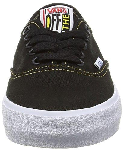 Schwarz Sf Baskets Authentique noir Vans Herren wpz1PI
