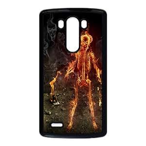 V-T-C0093419 Phone Back Case Customized Art Print Design Hard Shell Protection LG G3