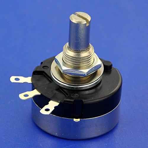 Electronics-Salon 1.2W Wirewound Potentiometer (RA25Y20S B501, 500 OHM)