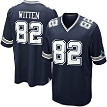 Mens Dallas-Cowboys Jason Witten #82 Game Jersey Navy