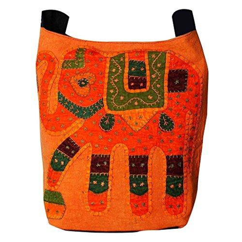 Handmade Ethnic Patch Work Multicolor Shoulder Bag