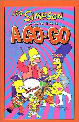 Livre Les Simpson : A go-go pdf, epub