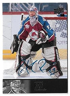 2013-14 Upper Deck Ultimate Collection 1997 Legends Autograph AL-55 Patrick Roy Colorado Avalanche Group A SP