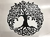 Tree Of Life Metal Sign Wall Art home decor FREE SHIPPING Metal Art