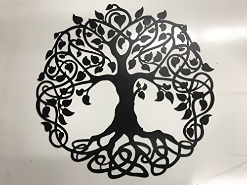 Tree Of Life Metal Sign Wall Art home decor FREE SHIPPING Metal Art by SMFX