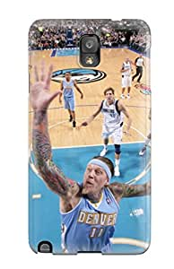 PdGnynj1826mjgSf Faddish Denver Nuggets Nba Basketball (20) Case Cover For Galaxy Note 3