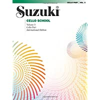 Suzuki. Cello school. CLIC for english. Per le Scuole superiori: Suzuki Cello School, Vol 3: Cello Part: 003