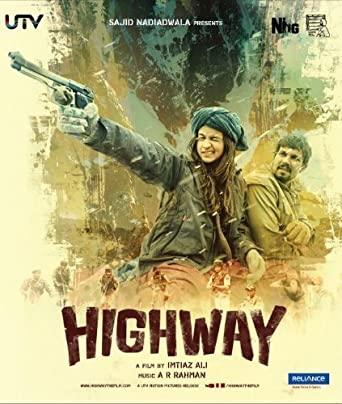 Amazon com: Highway (Blu-ray) by RELIANCE: Movies & TV