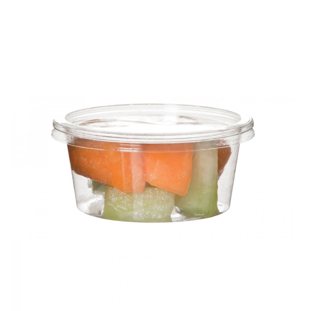 Eco-Products - Renewable & Compostable Round Deli Container - 5oz. Container - EP-RDP5 (Case of 2000)