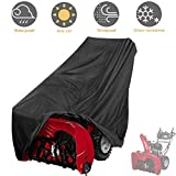 Tvird Snow Thrower Cover, Two Stage Snow Blower Cover, Large Size 60